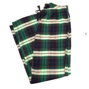 JCrew Plaid Pajama Pants (Size XS)